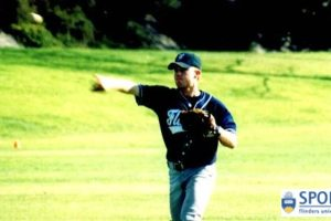 Play Baseball at Flinders University